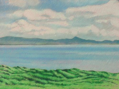 Peninsula at Ring of Kerry (Cat. No. 551)