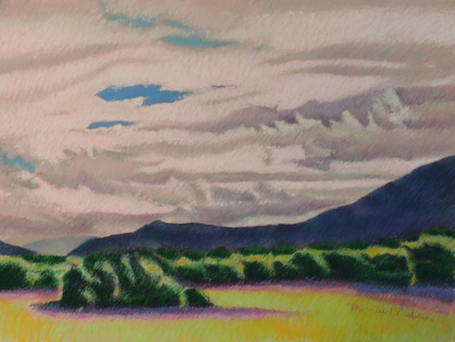 Countryside around Killarney, #1 (Cat. No. 555)