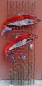 Blackmouth Salmon Spawning Wall Hanging (thumbnail)