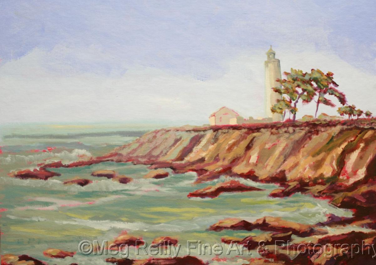 Coastal Lighthouse (large view)