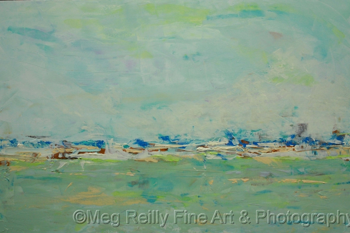 abstract, painting, landscape, modern art, acrylic, abstract art, art rental (large view)