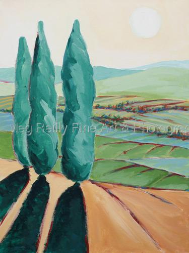 Cypress Landscape 182 (large view)