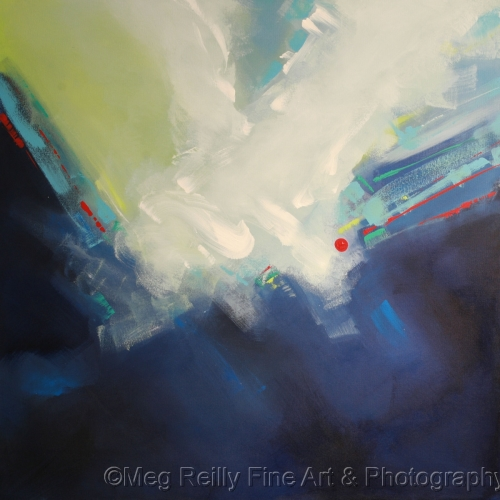 Airborne #349 by Meg Reilly Fine Art & Photography