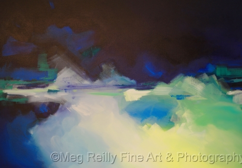 Northern Lights #357 by Meg Reilly Fine Art & Photography