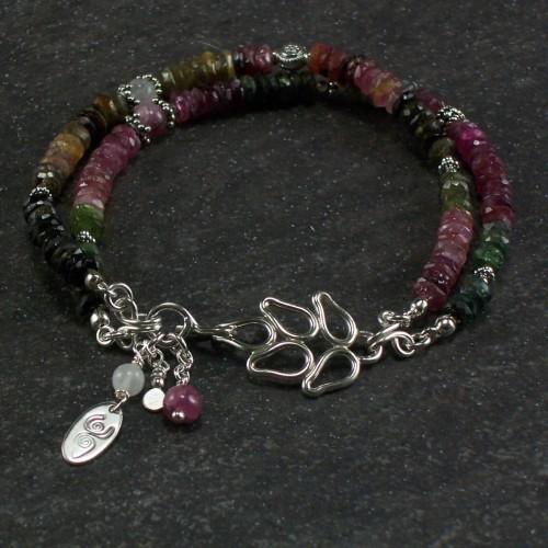 Tourmaline bracelet (large view)