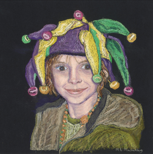 Young Jester