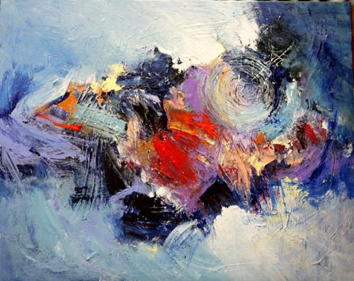 vortex by Diana Mendoza Fine Art