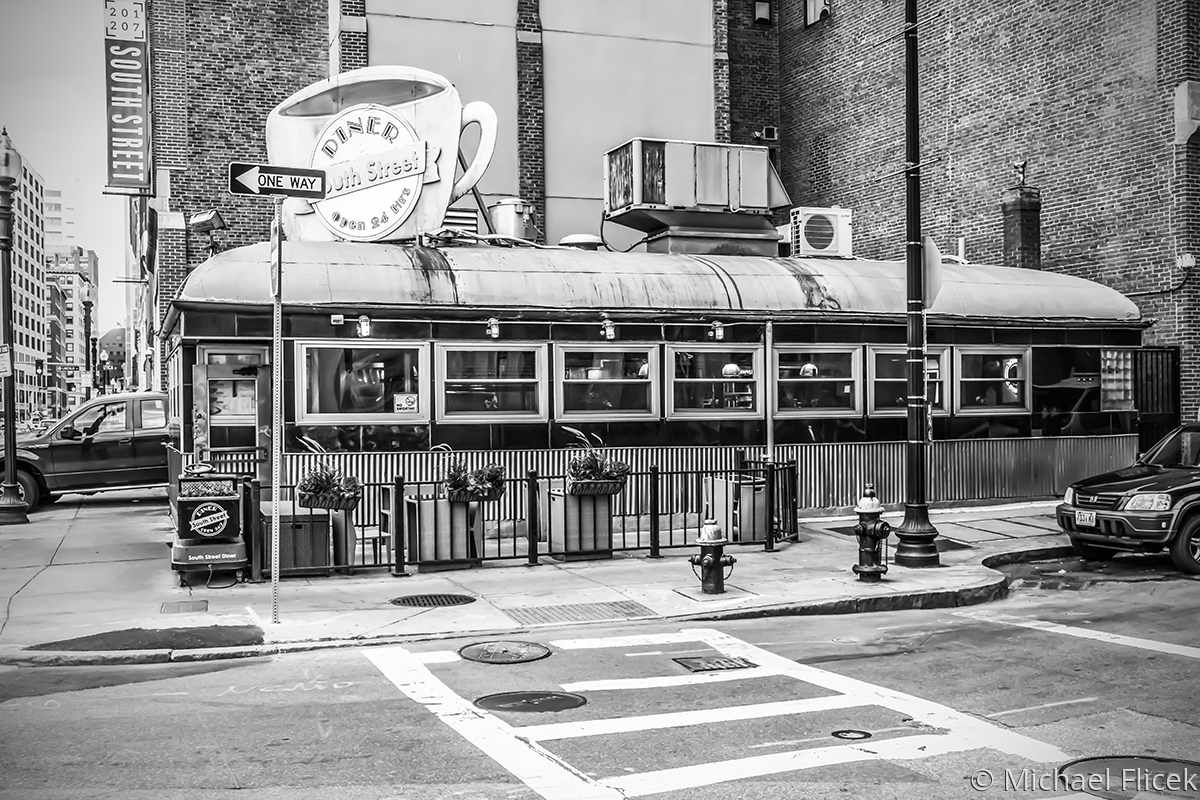 South Street Diner (large view)