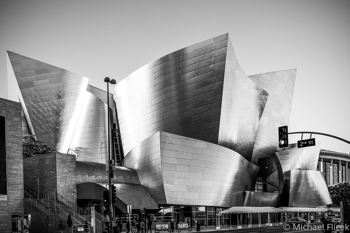 Disney Concert Hall (large view)