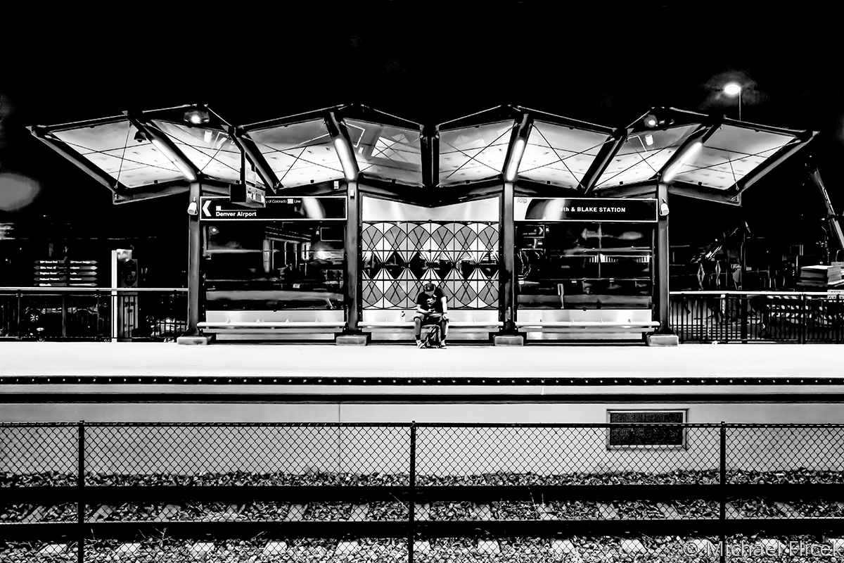 Waiting for the Train (large view)