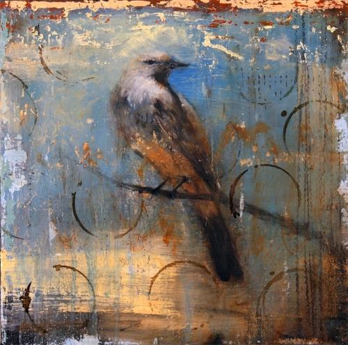 A Very Small Bird by mattflint.com