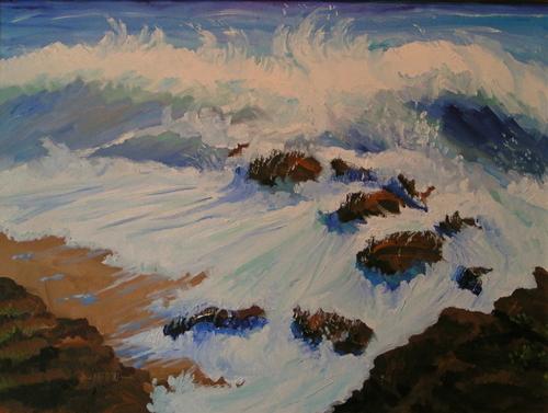 Crashing by Michael Purvis