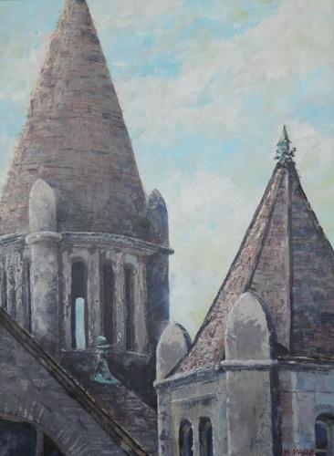 LOOKING UP 6- CENTENARY CHURCH