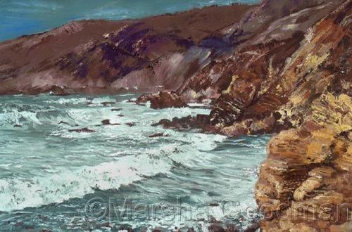 Big Sur by Marsha Goodman