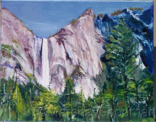 Upper Yosemite Falls (large view)