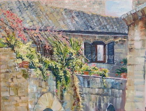 vines at villa (large view)