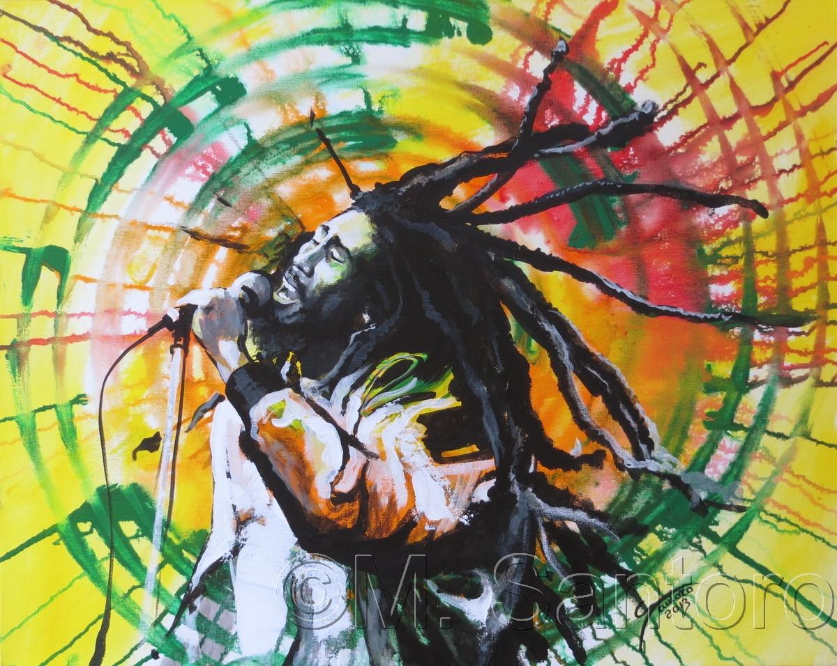 Bob Marley (large view)