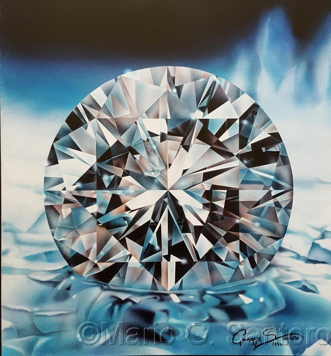 Diamond  (large view)