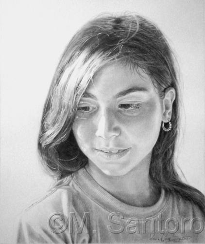 Laura by Mario G. Santoro