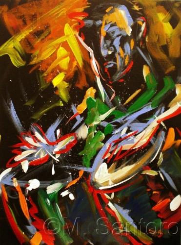 Conga Rhythm by Mario G. Santoro