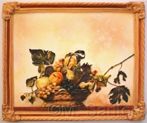 Caravaggio by Mario G. Santoro