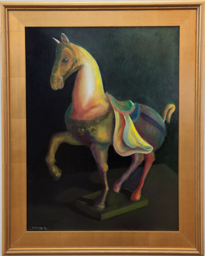 Horse without Rider