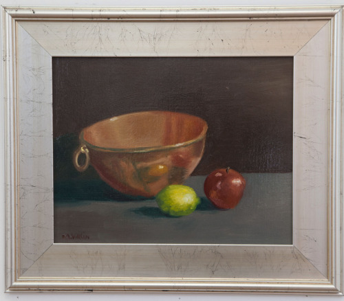 Still Life with Copper Bowl