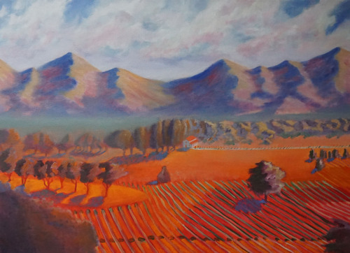 Study for red Fields