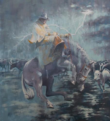 Thunder Storm by Marvin Hagen
