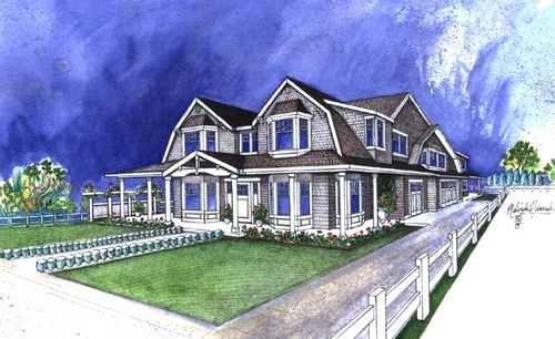 art from architect plans (large view)