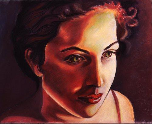 Portrait of a Woman (large view)