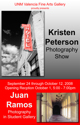 Kristen Peterson and Juan Ramos Photography Show 2008 (thumbnail)
