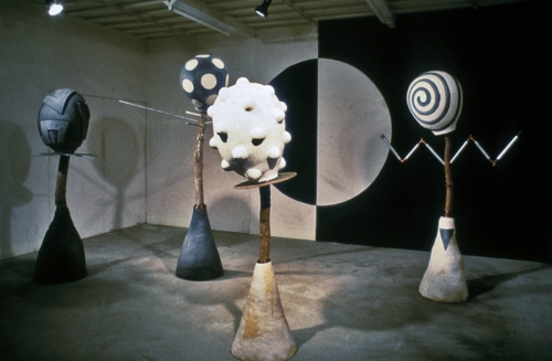 Cosmic Totems 1992