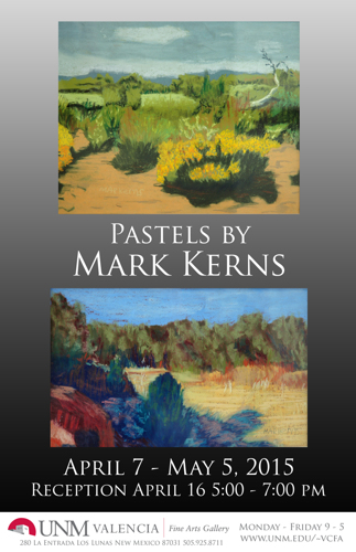 Pastels by Mark Kerns 2015