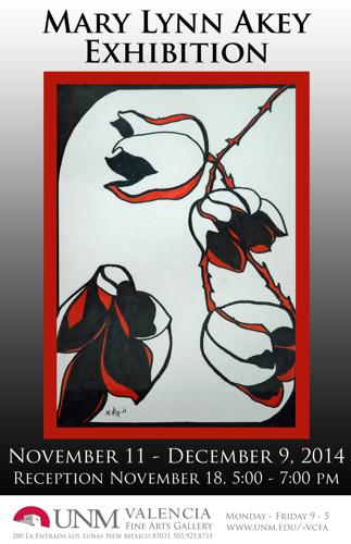 -Mary Lynn Akey Exhibition 2014
