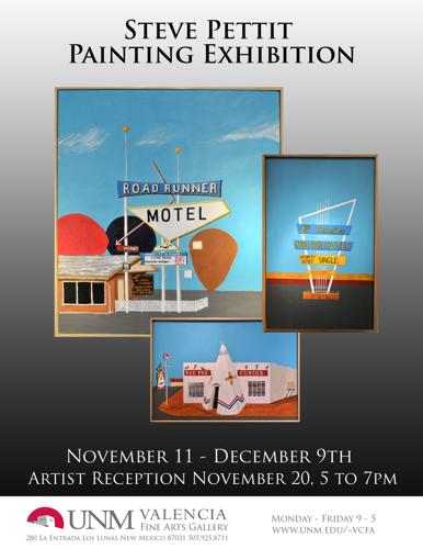 -Steve Pettit Painting Exhibition 2013