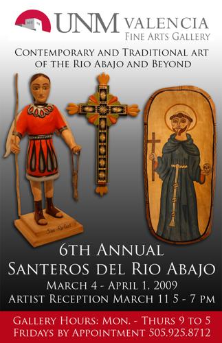 Santero del Rio Abajo 2009