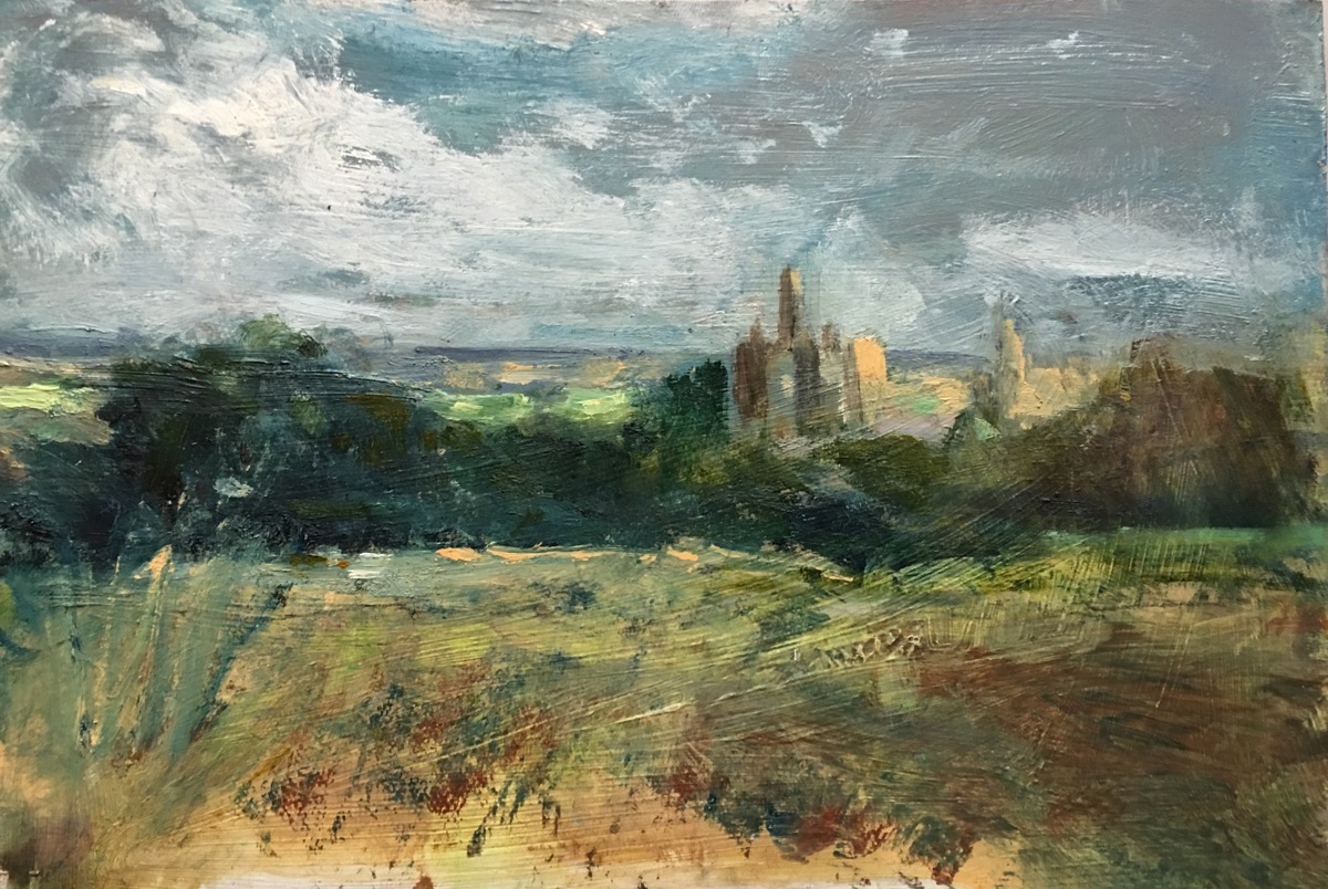 Northumberland Castle (large view)