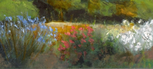 Summer Garden by Michael Harrison
