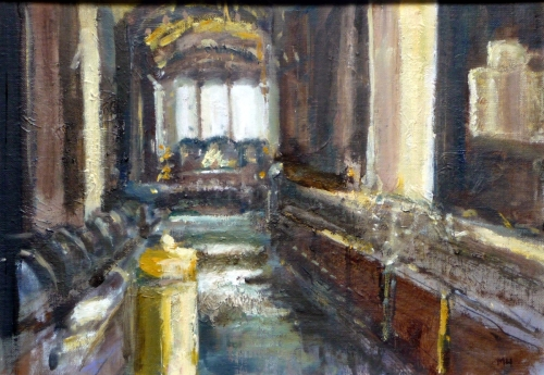 Little Gidding church- The Four Quartets
