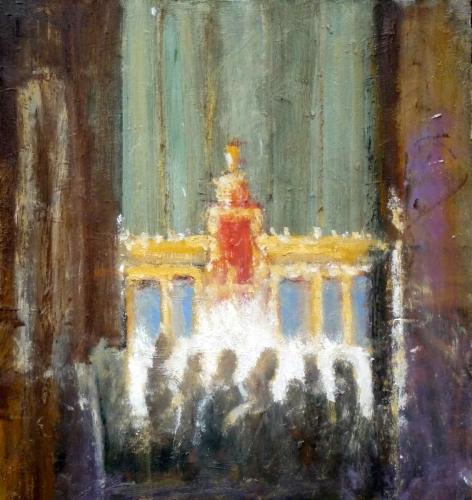 The Sanctuary II by Michael Harrison