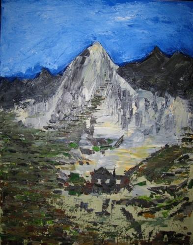Andean Scene