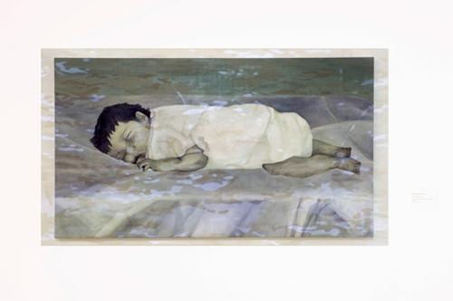 Child of War, 2011 (Detail1)