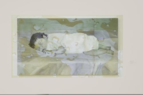 Child of War, 2011. (Detail 2)