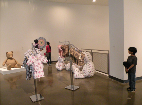 Installation View Museum at the Katzen Arts Center, American University