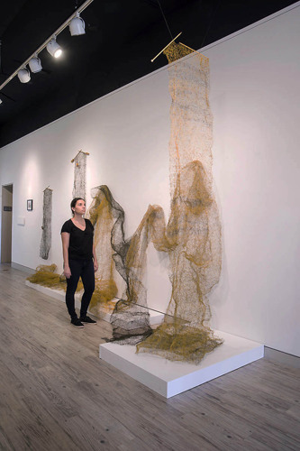 Exhibition-Michele Colburn:Wired