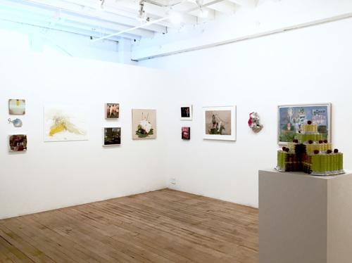 Installation The Painting Center NY, NY.2017