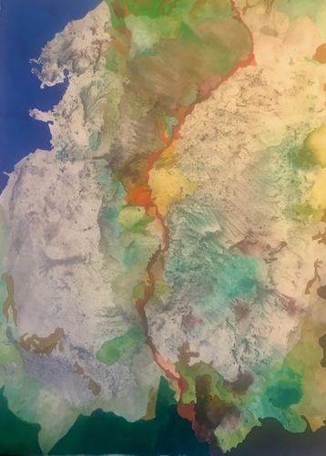 Fissure (Crack), 2020