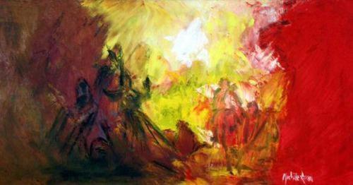 Exodus by Michèle Rocca