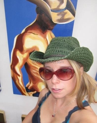 Palm Springs-West Coast Artists-Life Imitating Art